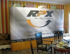 Backdrop Portable straight 3x4 (b)